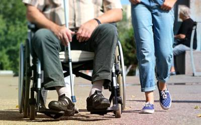 L'aide à domicile pour les personnes en situation de handicap