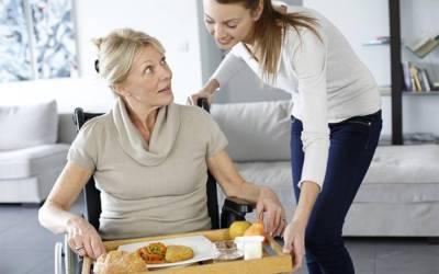 Aide au repas, un vrai plus dans le quotidien des seniors.