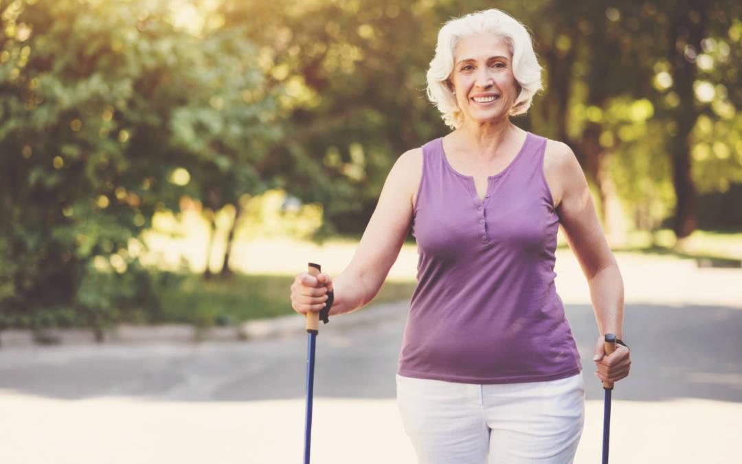 Seniors et nutrition : protéines, alliées de l'autonomie